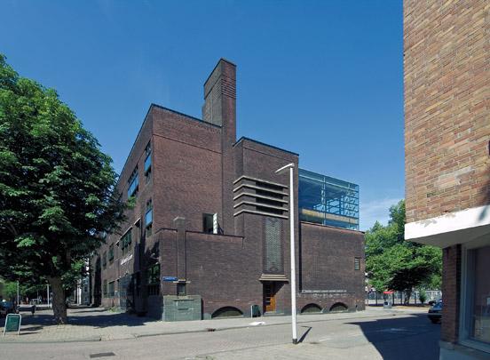 Rotterdamsch Lyceum / School Building Rotterdamsch Lyceum ( J.H. de Roos, W.F. Overeijnder )