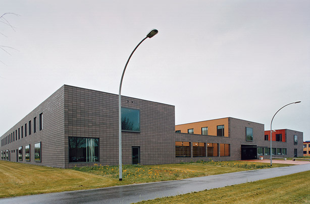 Aanmeldcentrum Ter Apel / Registration Centre Ter Apel ( Geurst & Schulze )