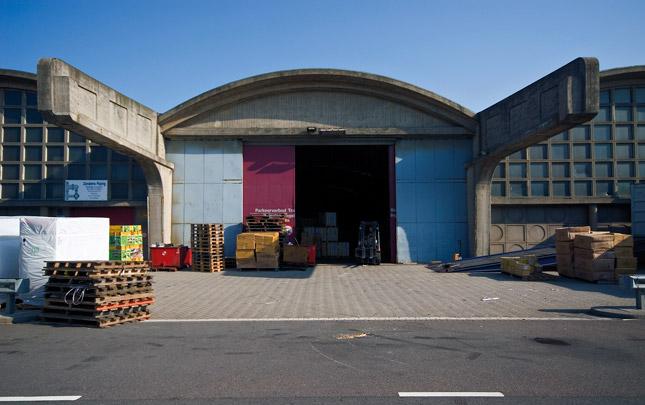 IJzerveem Van der Vliet en De Jonge / Warehouse Van der Vliet en De Jonge ( W. Vermeer, I. van Herwaarden )
