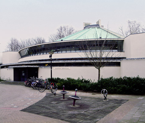 Administratiegebouw/Vergadergebouw Theosophische Vereniging / Administrative Building; Meeting-House Theosophische Vereniging ( Brinkman & Van der Vlugt )