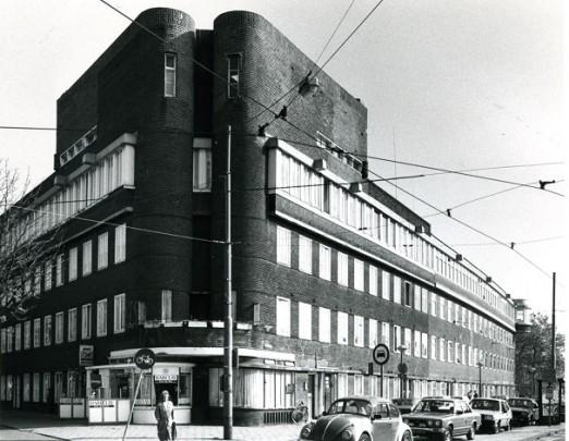 Woningbouw Insulindeweg / Housing Insulindeweg ( H.Th. Wijdeveld )