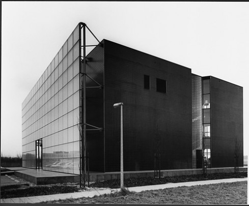 Bedrijfsgebouw ERCO Lighting / Industrial Building ERCO ( R. Lim, H. Roebers )