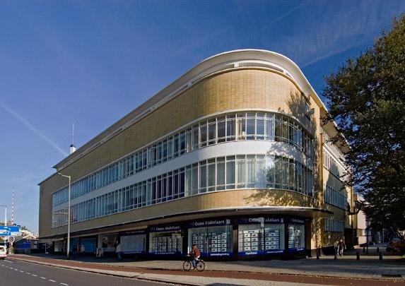 Kantoorgebouw HAV-Bank Schiedam / Office Building HAV-Bank Schiedam ( W.M. Dudok )