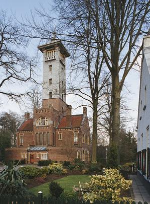 Houtvesterswoning Landgoed De Utrecht / Forester's House ( J.F. Staal, A.J. Kropholler )