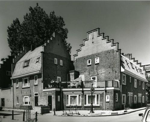Woningbouw Transvaal / Housing Transvaal ( J. Gratama )
