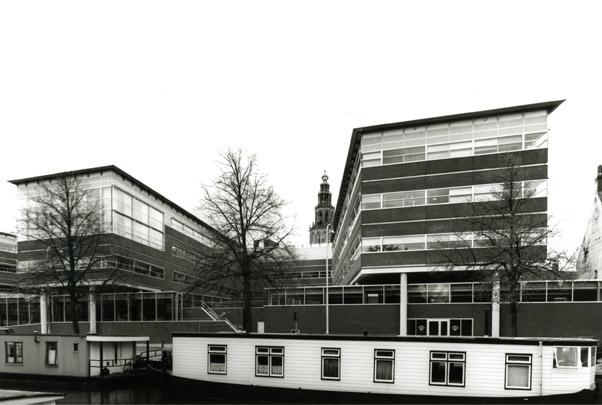 Provinciehuis Groningen  / Provincial Hall Groningen  ( Benthem Crouwel )