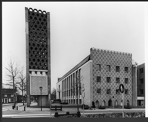 Raadhuis Cuijk / Town Hall Cuijk ( Th.J. Taen, Ch.Th. Nix )