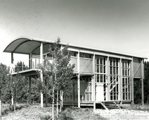 Woonhuis Polderblik / Private House Polderblik ( T. Koolhaas )