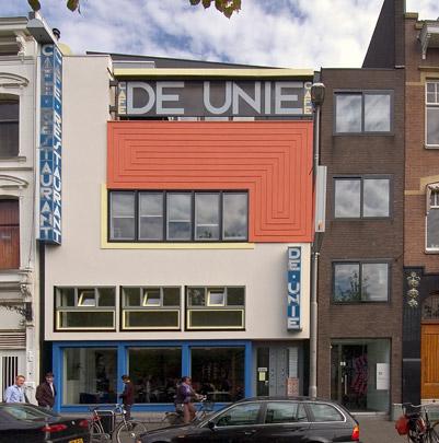 Café De Unie (Reconstructie) / Café De Unie (Reconstruction) ( J.J.P. Oud )