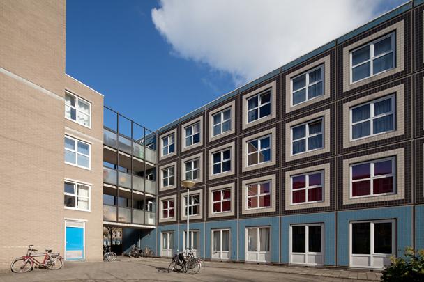 Studentenhuisvesting TU Delft (Weeber) / Student Accomodation TU Delft (Weeber) ( C.J.M. Weeber )
