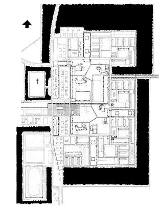Stedenbouwkundig plan Nagele / Urban Design Nagele ( De 8 )