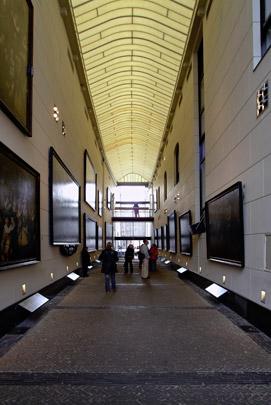 Restauratie Amsterdams Historisch Museum / Restoration Amsterdams Historisch Museum ( B. van Kasteel, J. Schipper )