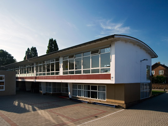 Jachinschool / Jachinschool ( A. van der Linden )