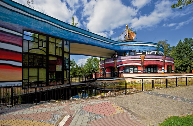 Ronald McDonaldhuis Valkenburg / Ronald McDonaldhuis Valkenburg ( F. Hundertwasser )