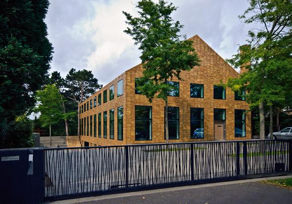 Kantoorgebouw Laren / Office Building Laren ( K.J. van Velsen )