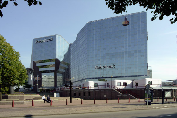 Hoofdkantoor RABO-bank / Headquarters RABO-bank ( Articon ) 