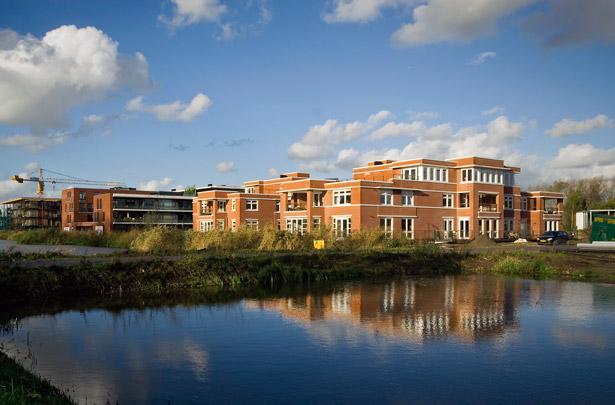 Woningbouw Lage Limiet / Housing Lage Limiet ( Roos & Ros, Klunder Architecten, Inbo, PBV, Architectenwerkgroep Tilburg )