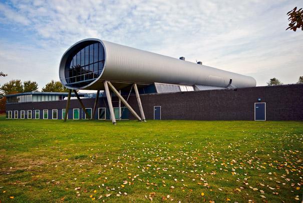 Nieuw Land Erfgoedcentrum / Nieuw Land Heritage Centre ( Benthem Crouwel )