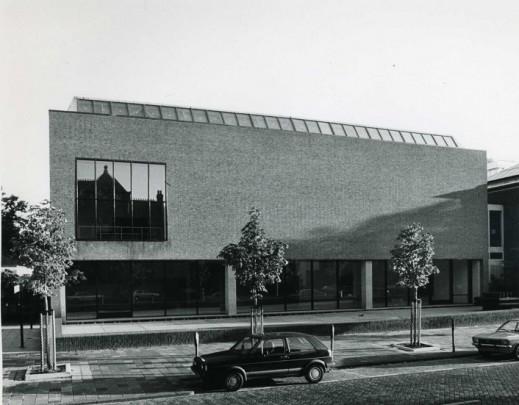 Museum Boijmans Van Beuningen (Uitbreiding 1972) / Museum Boijmans Van Beuningen (Extension 1972) ( A. Bodon (DSBV) )