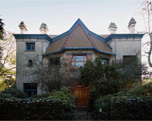 Woonhuis Leuring / Private House Leuring ( H. van de Velde )