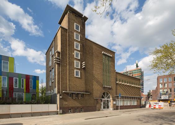 Bedrijfsgebouw Coöperatieve Meelfabriek / Bedrijfsgebouw Coöperatieve Meelfabriek ( J.C.A. Schijvens )
