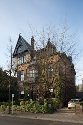 Woonhuis Jorissen / Private House Jorissen ( W. Kromhout Czn. )