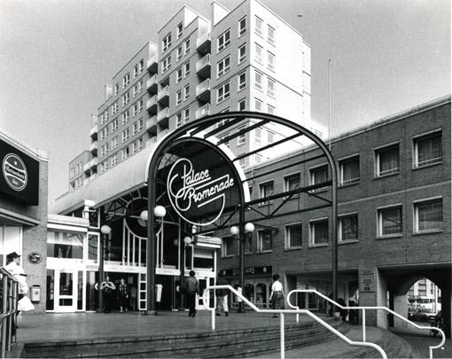 Winkelpassage Palace Promenade / Shopping Arcade Palace Promenade ( EGM )