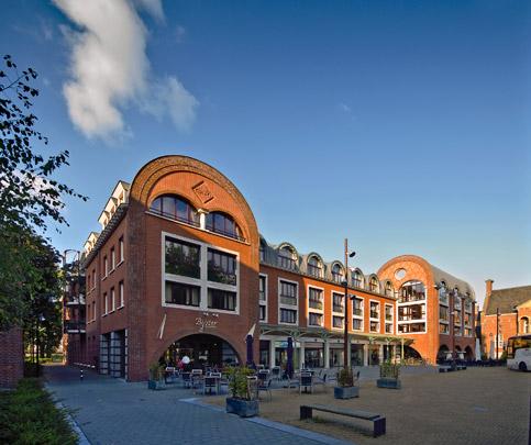 Centrumbebouwing Drunen / Core Area Development Drunen ( Molenaar & Van Winden )