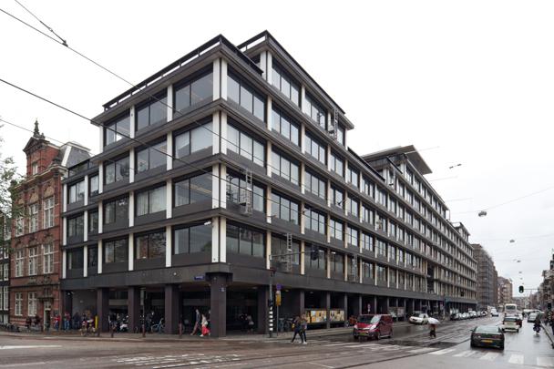 Kantoorgebouw ABN  / Office Building ABN ( M.F. Duintjer  )