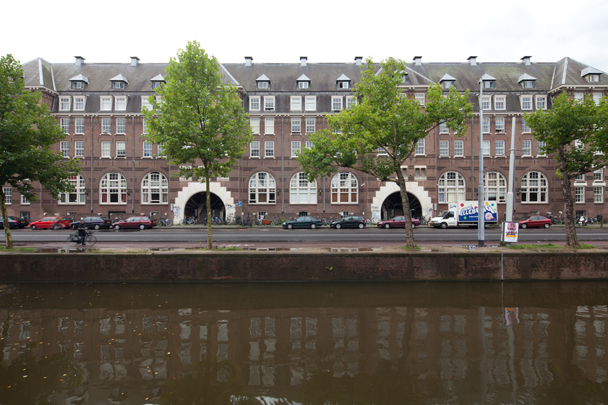 Amsterdamsch Tehuis voor Arbeiders (ATVA) / Amsterdamsch Tehuis voor Arbeiders (ATVA) ( J.E. van der Pek )