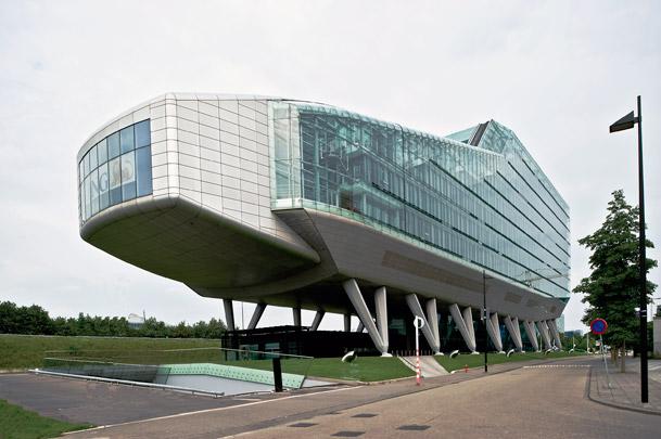 ING House / ING House ( Meyer & Van Schooten )