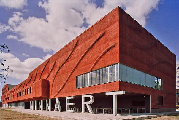 Minnaertgebouw / Minnaert Building ( Neutelings Riedijk )