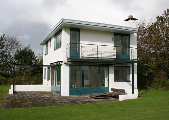 Vakantiehuis Dijkstra / Holiday Residence Dijkstra ( B. Merkelbach, Ch.J.F. Karsten )