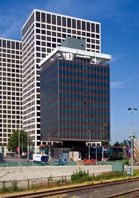 Kantoorgebouw Marconihuis / Office Building Marconihuis ( F.U. Verbruggen & P.R. Goldschmidt )