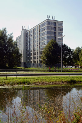 Woongebouw Westereind / Housing Block Westereind ( J.C. Rietveld )