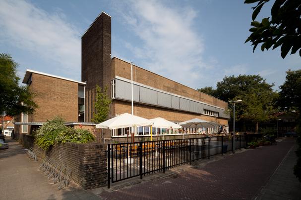 Calvijnschool Hilversum / Calvijnschool Hilversum ( W.M. Dudok )
