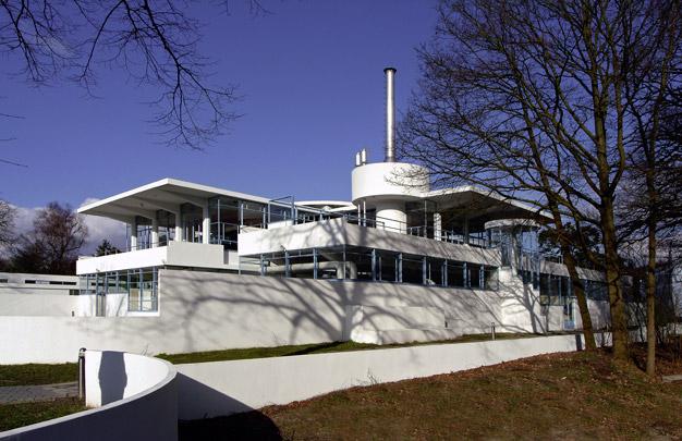 Sanatorium Zonnestraal / Sanatorium Zonnestraal ( J. Duiker, B. Bijvoet, J.G. Wiebenga )