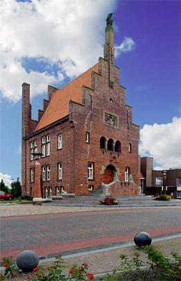 Raadhuis Medemblik / Town Hall Medemblik ( A.J. Kropholler )