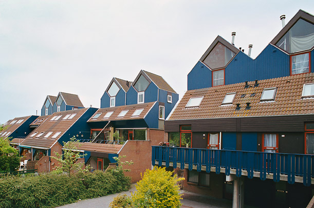 Woningbouw Westhoff / Housing Westhoff ( H. Klunder ) 