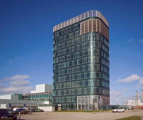 Douanegebouw Maasvlakte / Customs Building Maasvlakte ( T. Koolhaas )