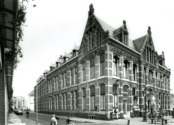 Postkantoor Deventer / Post Office Deventer ( C.H. Peters (Rijksgebouwendienst) )