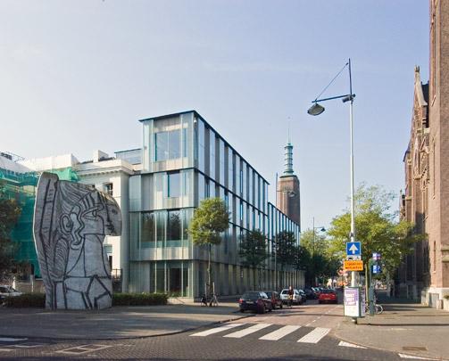 Museum Boijmans Van Beuningen (Uitbreiding 2003) / Museum Boijmans Van Beuningen (Extension 2003) ( P. Robbrecht, H. Daem )