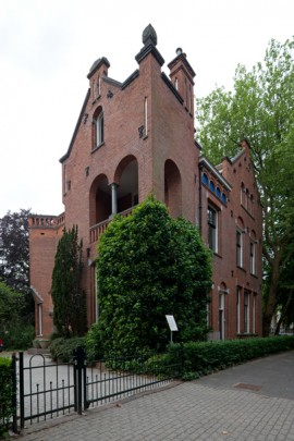 Woonhuis Heijmans / Private House Heijmans ( H.P. Berlage )