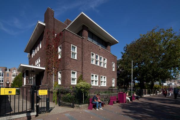 Eigen woonhuis De Bie Leuveling Tjeenk (Troostwijk) / Own House De Bie Leuveling Tjeenk (Troostwijk) ( J. de Bie Leuveling Tjeenk )