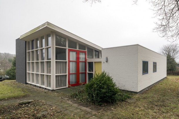 Woonhuis Slegers / Private House Slegers ( G.Th. Rietveld )