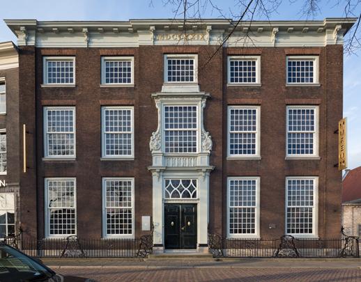 Woonhuis Simon van Gijn / Private House Simon van Gijn ( C. Muysken )