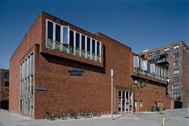 Basisschool De Pijler / Primary School De Pijler ( KCAP )