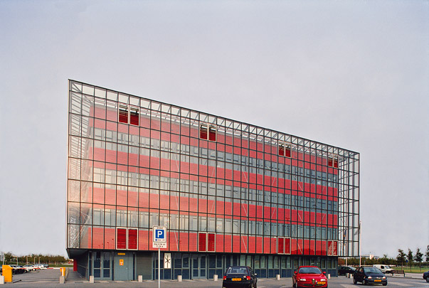 Kantoorgebouw Columbus / Office Building Columbus ( Neutelings Riedijk )
