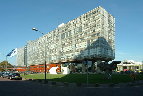 Technische Universiteit Eindhoven / Technical University Eindhoven ( S.J. van Embden, OD 205 )