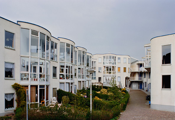 Woningbouw Sijzenbaanplein / Housing ( Th.J.J. Bosch )